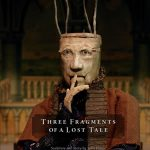 Three Fragments of a Lost Tale Sculpture and Story by John Frame