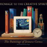 AMI Publishers Announces Homage to the Creative Spirit: The Paintings of Jenness Cortez