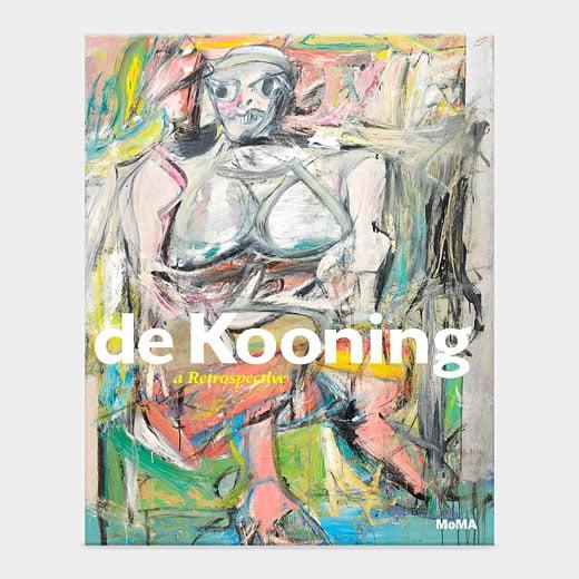 de Kooning Book