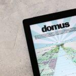 domus iPad edition