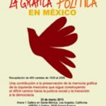 Conversation and Book Signing. La Grsfica Política en Mexico / Political Graphics in Mexico
