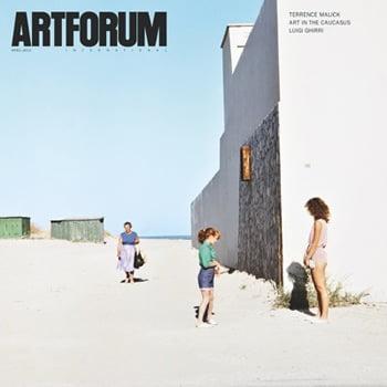 Artforum April 2013