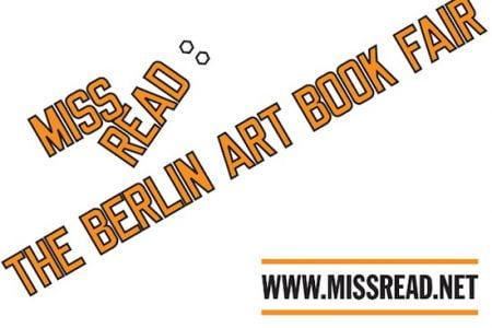 MISS READ: The Berlin Art Book Fair