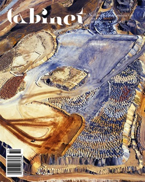 Cabinet magazine issue 50