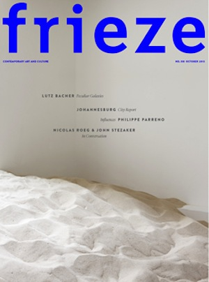 frieze issue 158