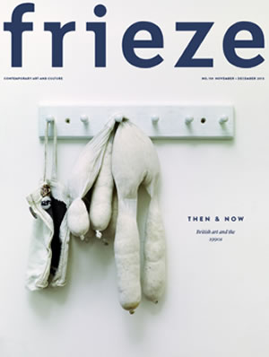 frieze issue 159