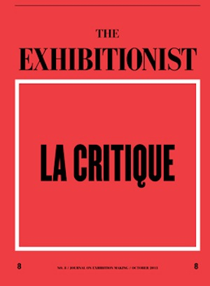 The Exhibitionist Journal