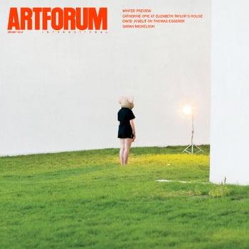 Artforum January 2014