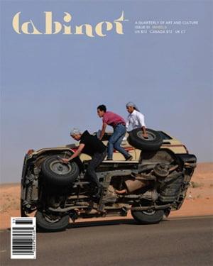 Cabinet magazine issue 51