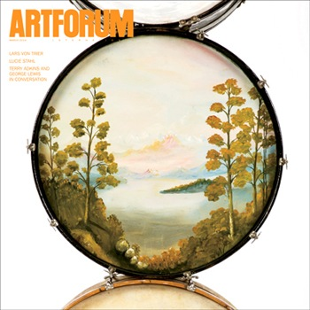 Artforum March 2014