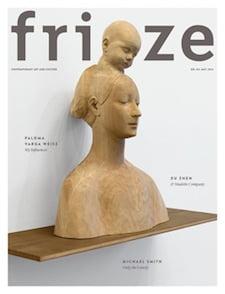 frieze issue 163 published