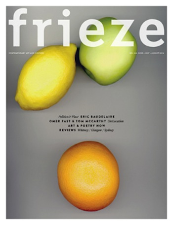 frieze issue 164