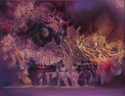 Also Ivanovich Featured in New International Art Book