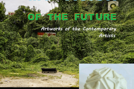 New Book: MY VISION OF THE FUTURE: Artworks of the Contemporary Artists