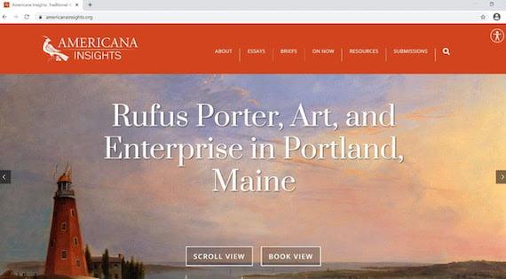 New e-publication Americana Insights focuses on American Folk Art and Americana