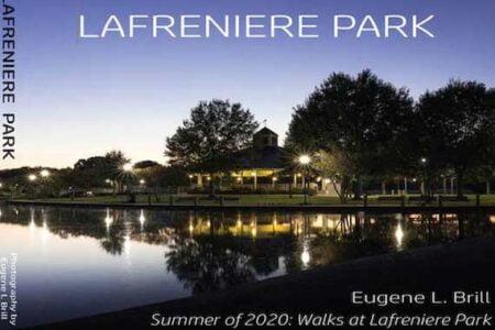 Eugene L. Brill Fine Art Photography Book Features Lafreniere Park